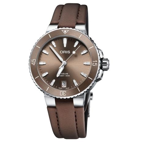 Reloj Oris Aquis Date - 01 733 7731 4156-07 3 18 01FC  - 1
