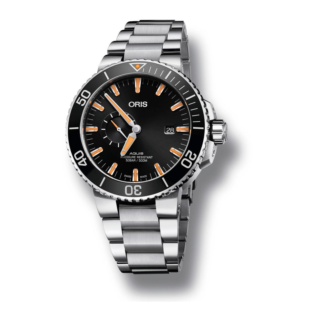 Reloj Oris Aquis Small Second 01 743 7733 4159-07 8 24 05PEB  - 1
