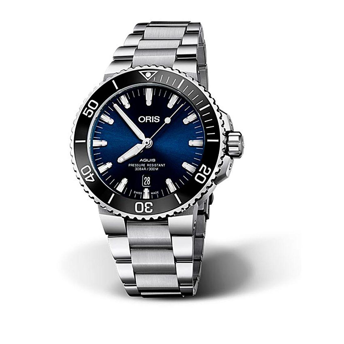 Reloj Oris Aquis Date 01 733 7730 4135-07 8 24 05  - 1