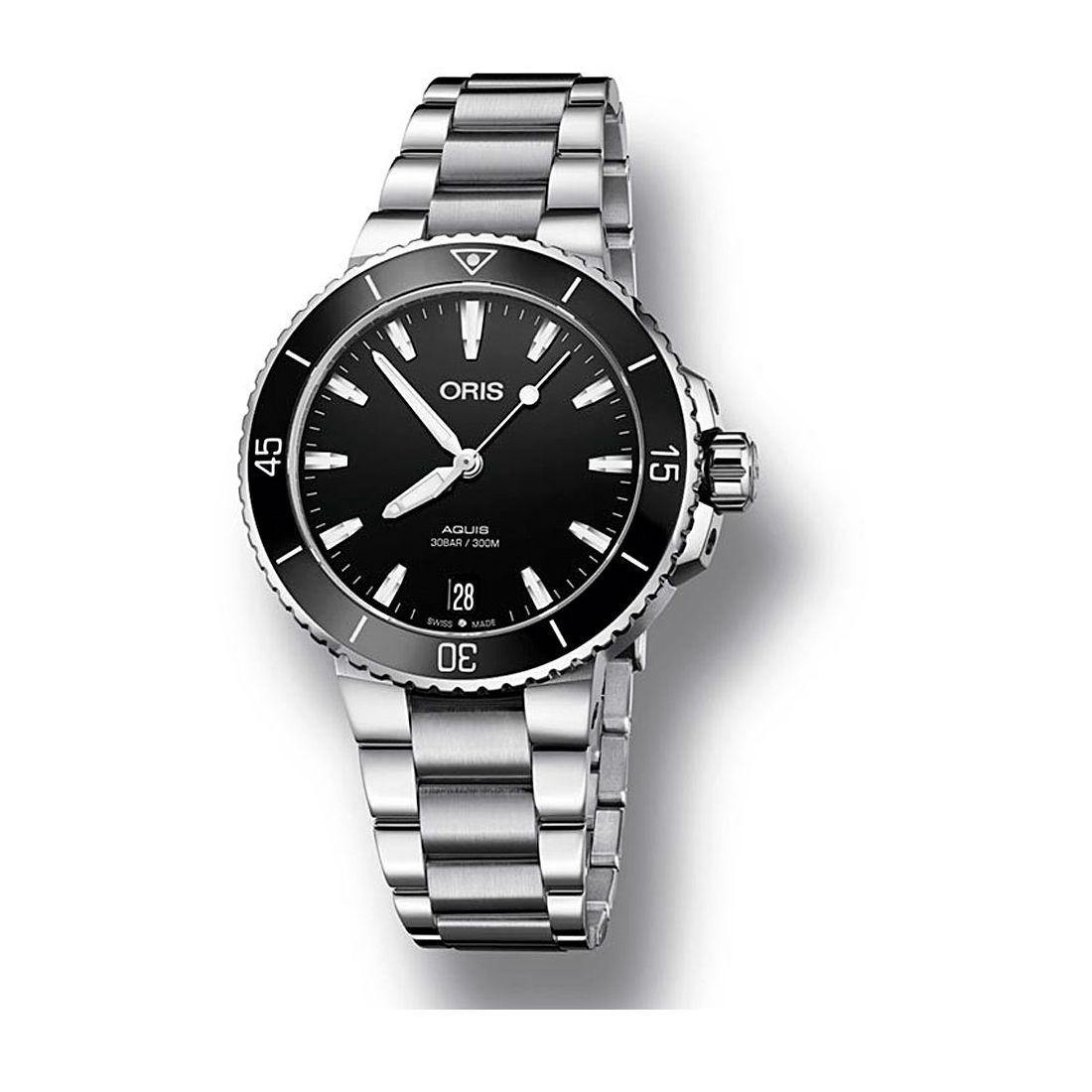 Reloj Oris Aquis Date 01 733 7731 4154-07 8 18 05  - 1