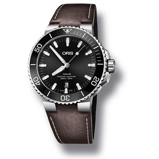 Reloj Oris Aquis Date - 01 733 7730 4134-07 5 24 10EB  - 1