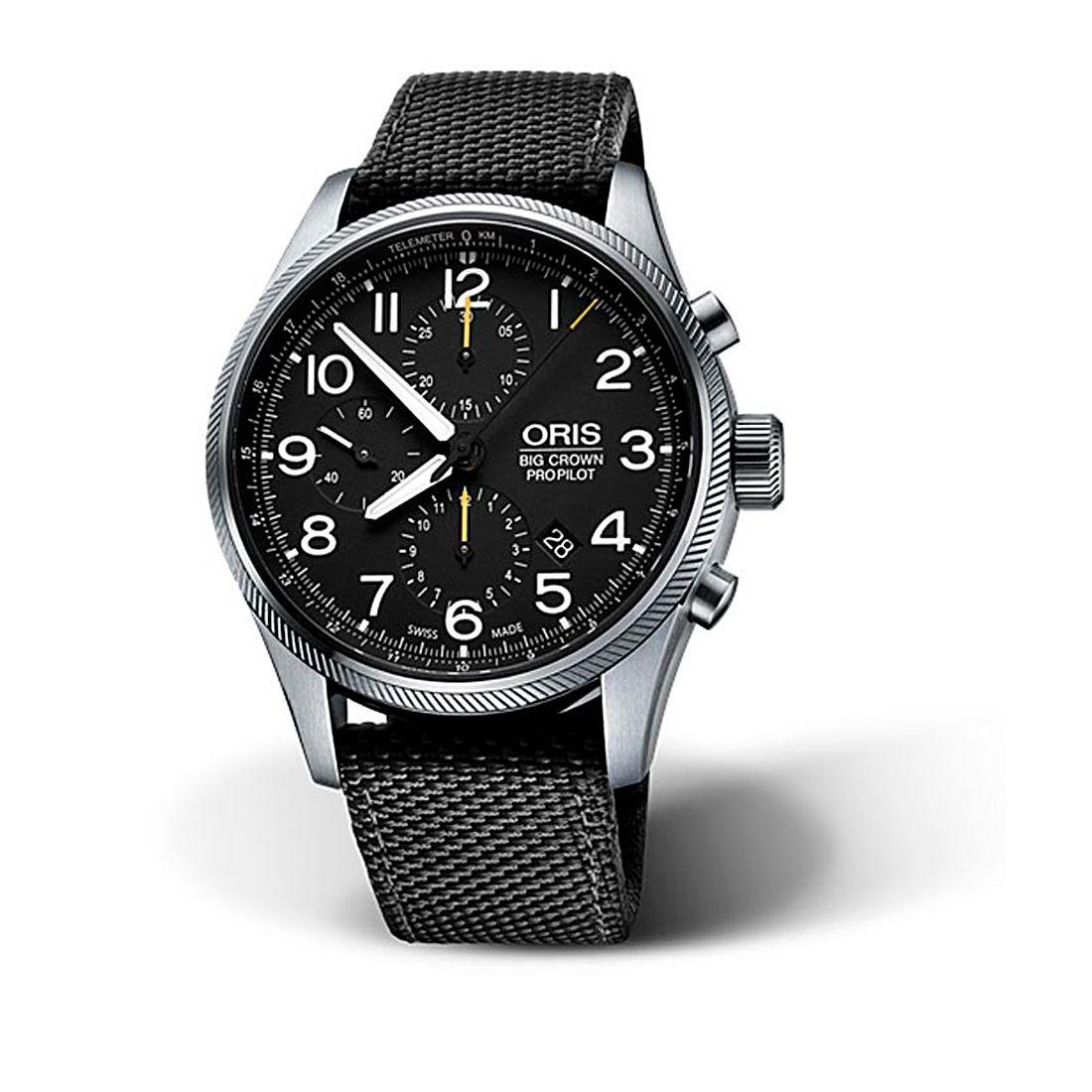 Reloj Oris Big Crown Propilot Chronograph - 01 774 7699 4134-07 5 22 15  - 1
