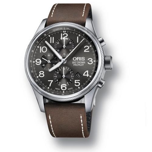 Reloj Oris Big Crown Propilot Chronograph - 01 774 7699 4063-07 5 22 05FC  - 1