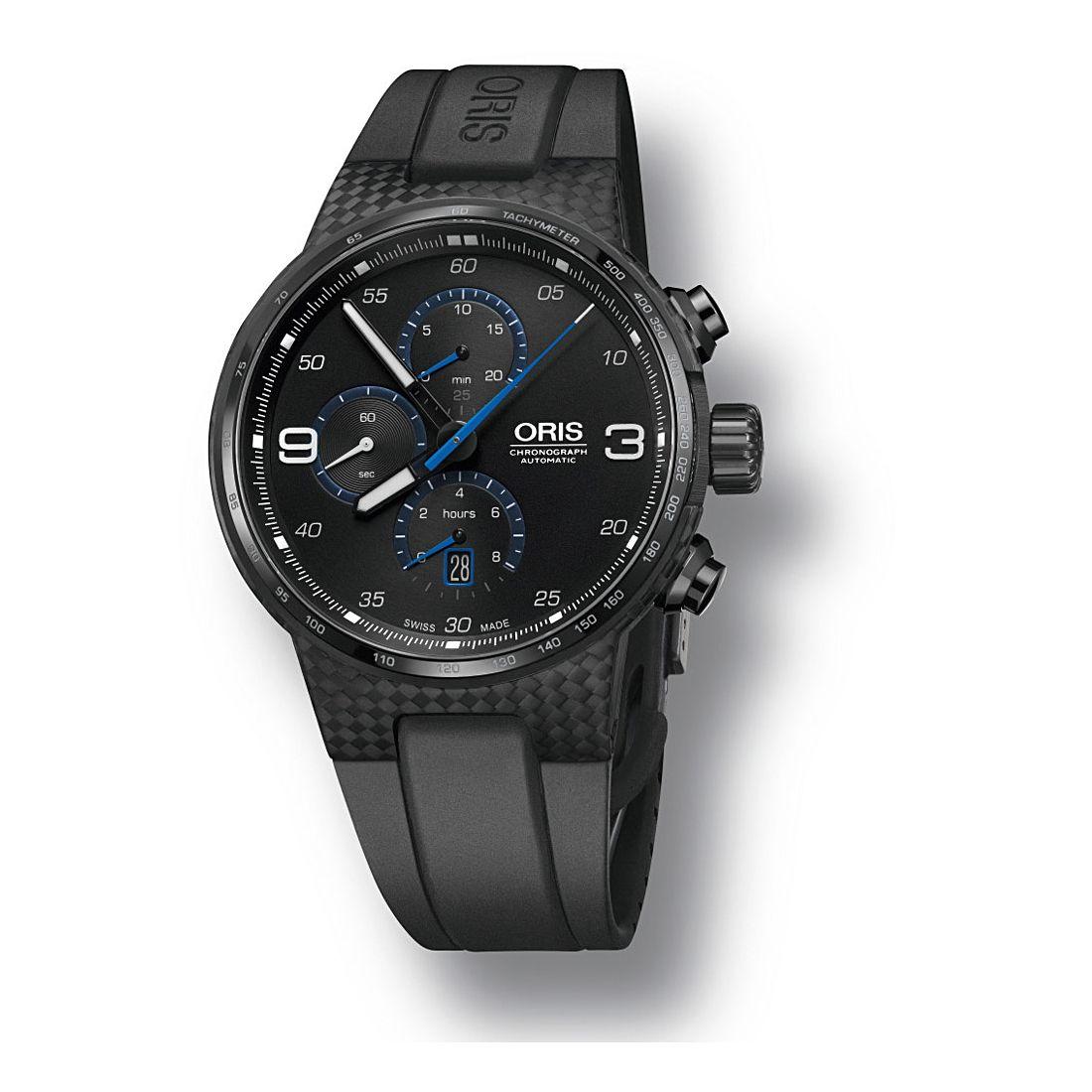 Oris Williams Chronograph Carbon Fibre Extreme - 01 674 7725 8764-07 424 50FCTB  - 1