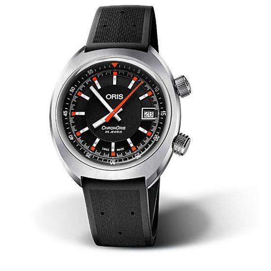Reloj Oris Cronoris Date - 01 733 7737 4054-07 4 19 01FC  - 1