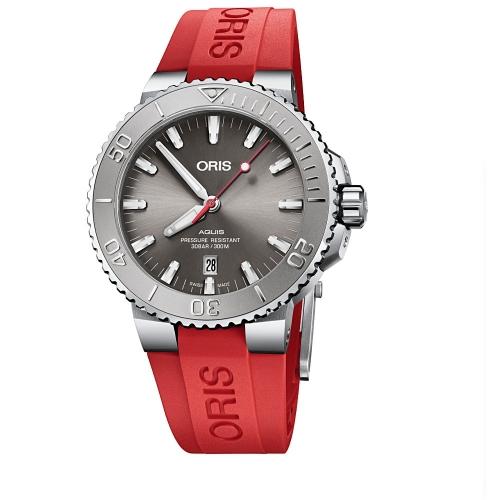 Reloj Oris Aquis Date Relief - 01 733 7730 4153-07 4 24 66EB  - 1