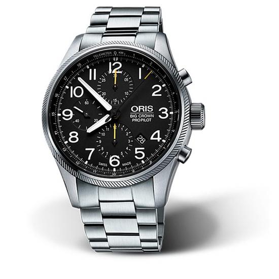 Reloj Oris Big Crown Propilot Chronograph - 01 774 7699 4134-07 8 22 19  - 1