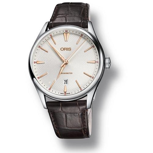 Reloj Oris Artelier Chronometer Date - 01 737 7721 4031-07 5 21 65FC  - 1