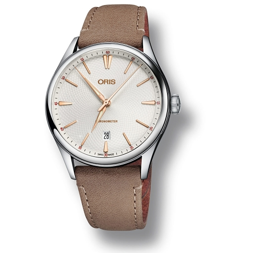 Reloj Oris Artelier Chronometer Date - 01 737 7721 4031-07 5 21 32FC  - 1