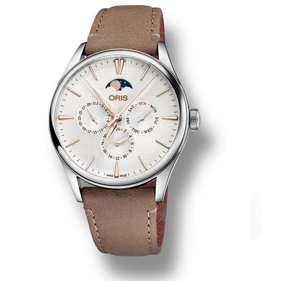 Reloj Oris Artelier Complication - 01 781 7729 4031-07 5 21 32FC  - 1
