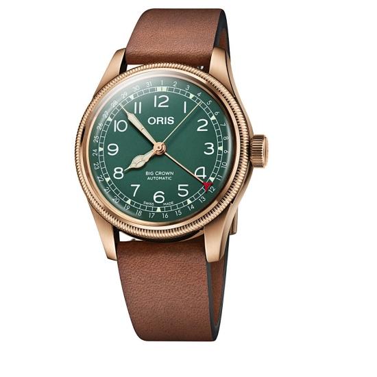 Reloj Oris Big Crown Pointer Date 80 aniversario - 01 754 7741 3167-07 5 20 58BR  - 1