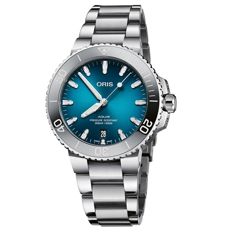 Reloj Oris Aquis Date - 01 733 7732 4155-07 8 21 05PEB  - 1