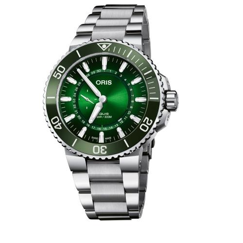Reloj Oris Aquis Hangang Limited Edition - 01 743 7734 4187-Set  - 1