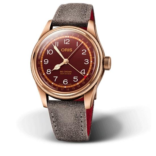 Reloj Oris Big Crown Fratello Limited Edition - 01 754 7741 3188-Set  - 1