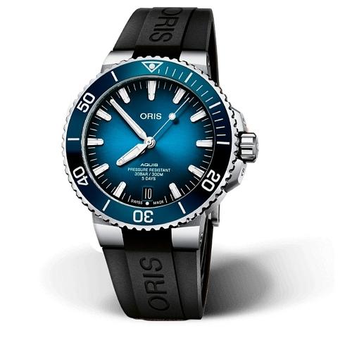 Reloj Oris Aquis Date Calibre 400 - 01 400 7763 4135-07 4 24 74EB  - 1