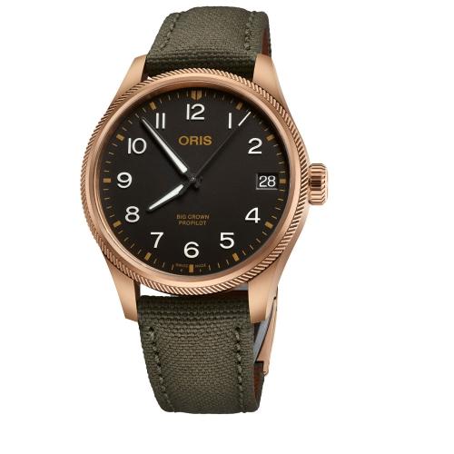 Reloj Oris Big Crown Propilot Big Date - 01 751 7761 3164-07 3 2003BRLC  - 1